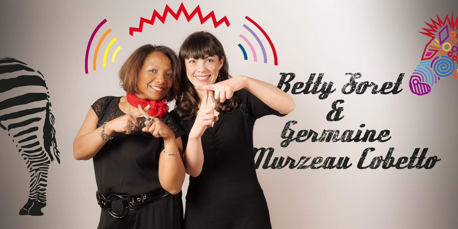 Betty Soret & Germaine Murzeau