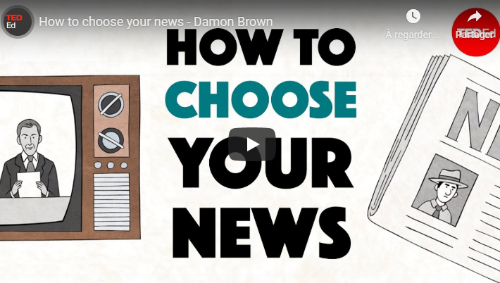 How to choose your news TED-Ed