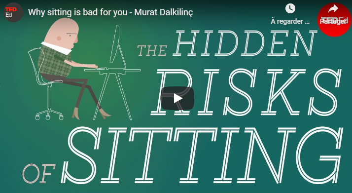 Why sitting is bad for you TED-Ed
